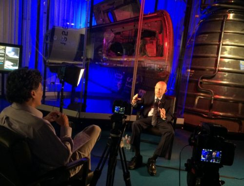 Interview with General Tom Stafford During Apollo 10 50th